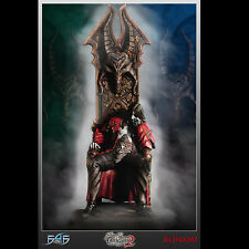 FIRST 4 FIGURES Castlevania Lords Of Shadow 2 Dracula On Throne Statue NEW