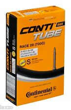Continental Race 28 Road Bike Inner Tube 700c x 20-25 Presta 42mm bicycle