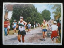 POSTCARD ESSEX THE ROAD RACE AT CAGE END