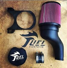 TRX250R Fuel Customs FCI Air Intake Kit Fits 1986-1988 KN Filter FREE Grips