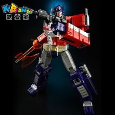 Transformers KUBIANBAO MP10V Optimus Prime,In stock now!