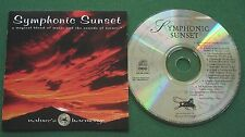 Symphonic Sunset A Magical Blend of Music & The Sounds of Nature CD