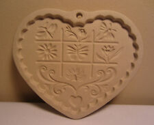 Vintage 1996 The Pampered Chef Ltd. Gardens Of The Heart Cookie Press U.S.A.