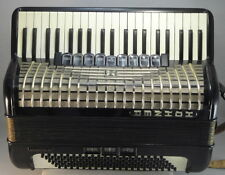 HOHNER ATLANTIC III PIANO ACCORDION 120 BASS