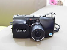 Olympus µ mju ZOOM 35-70mm compact film camera Weathers Protect