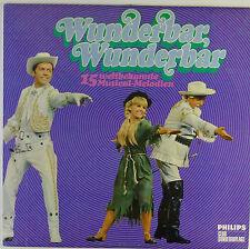 "12"" LP-meraviglioso splendidamente - 15 mondo noti musical-Melodie-k5174"