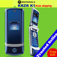 ~ ORIGINAL ~ Motorola KRZR K1 Mobile Cell Phone| Unlocked | 6 Month Warranty