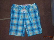 NWT LIMITED TOO JUSTICE 12  PLAID BERMUDA SHORTS