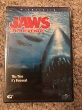 Jaws- The Revenge (DVD, 2003)