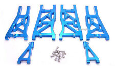 Aluminum Up+Lower Suspension Arm Fits kyosho Inferno Neo MP 7.5 Mp7.5 US Sports