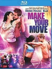 Make Your Move [Blu-ray] DVD, Derek Hough, BoA, Will Yun Lee, Duane Adler