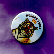 Woburn Abbey - Tiger -- Button badge 1980's