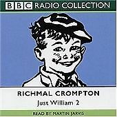 NEW - Just William: No.2 (BBC Radio Collection), Richmal Crompton - Audio CD Boo