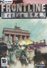 FRONTLINE BERLIN 1945 WW2 Action Shooter PC Game NEW in BOX!
