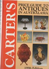ALAN CARTER ANTIQUE PRICE GUIDE 1996 PRICE  N MINT   COND.