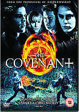 The Covenant [DVD] [2007], Good DVD, Stephen McHattie, Wendy Crewson, Kyle Schmi