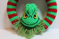"""The Grinch Who Stole Christmas""  Wreath NEW! 13-inch"