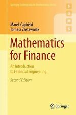 Mathematics for Finance : An Introduction to Financial Engineering by Tomasz...