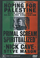 Hoping for Paslestine : with Nick Cave, Spiritualized, Primal Scream ... (DVD)