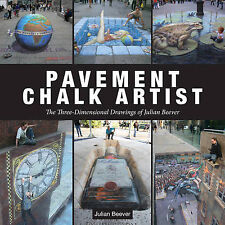 Pavement Chalk Artist: The Three-dimensional Drawings of Julian Bee