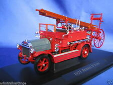 DENNIS N TYPE FIRE ENGINE 1921 1:43 43008 RED YATMING DIECAST