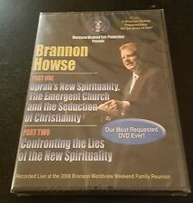 Brannon House: Oprah's New Spirituality, Emergent Church DVD Worldview Weekend