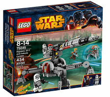 LEGO Star WarS~75045~ Republic AV-7 Anti-Vehicle Cannon ~PLO KOON~New Sealed