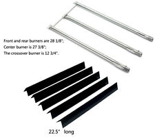 Weber Genesis Silver/Gold B&C, Spirit 700 Grill Replacement burner,Heat Plates