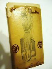 UNUSED UNPRINTED 40s Vtg MARIAN MARTIN PATTERN 9998 size 38 dress Mail Order