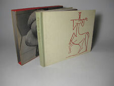 1960 PICASSO A ANTIBES 98 PLATES FINE IN SLIPCASE DRAWINGS POTTERY COTE D'AZUR