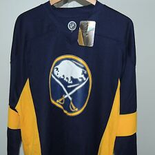NHL Buffalo Sabres Hockey Jersey New Mens X-LARGE