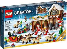 BRAND NEW LEGO SET #10245 SANTA'S WORKSHOP, SOLD OUT, RARE, FAST SHIPPING, MISB