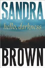 Hello, Darkness by Sandra Brown (2003, Hardcover)
