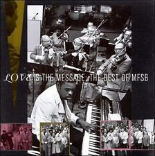 Best Of: Love Is the Message, New Music