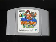 Diddy Kong Racing For Nintendo 64 Cartride Only japan ntsc