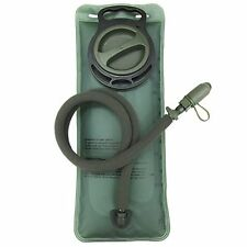 Condor 221032 Hydration Bladder H2O 2.5 Liter 85 oz Olive Hydration Bladder Tube