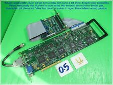 Matrox Pulsar 586-03, PCI Frame Grabber card 2 ports as photo, sn:5985, Pro 1.