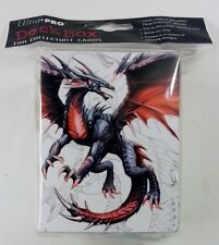 Ultra Pro Artist Gallery Deckbox - Mauricio Herrera - Black Dragon