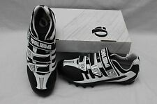 New Pearl Izumi Men Octane SL MTB Cycling Bike Shoes 43.5 US 9.5 SPD Carbon $300