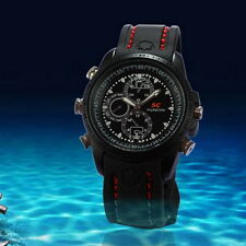 8GB Watch Video Recorder-Hidden Camera DVR Waterproof Camcorder LS