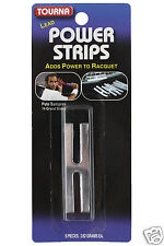Tourna Lead Tape Power Strips - Tennis Racket Balancers - Free UK P&P