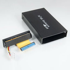 "3.5"" IDE HDD Hard Drive Enclosure USB 2.0 External Case+AC Power Supply +USB Cab"
