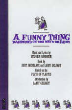 A Funny Thing Happened on the Way to the Forum. Stephen Sondheim.  Fast Postage