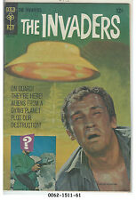 The Invaders #1 ([October] 1967, Western Publishing)