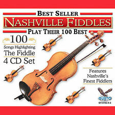 Play Their 100 Best, Nashville Fiddles, Very Good Box set