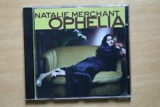 Natalie Merchant ‎– Ophelia - Rock, Folk, Soft, 1998 (Box C123)