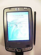 Hp ipaq hx2410 windows pocket pc wi-fi & bluetooth pda travail unité seulement