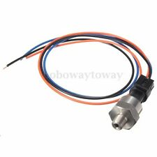100psi NPT1/8 Pressure Transducer Sender for Oil Fuel Diesel Gas Water Air Hot