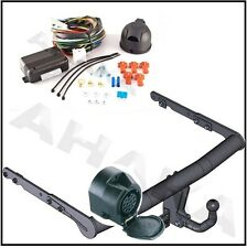 Towbar & Electrics ISO 13pin Ford Galaxy / Ford S-Max 2006 - onwards / swan neck