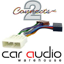 Connects2 CT20HD01 Honda Prelude 88-98 Car Stereo Radio ISO Harness Adaptor